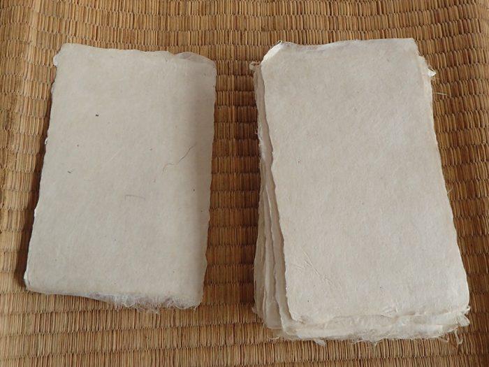和紙(白)